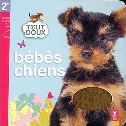 Tout-carton Tout-doux - Bébés chiots par Christiane Gunzi
