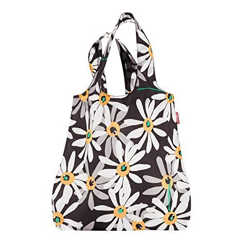 Reisenthel AT7038 Mini Maxi Shopper Shopping Bag Polyester Daisy 43.5 x 60.0 x 7.0 cm