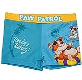 Badehose / Badeshorts -  Hunde - Paw Patrol  - Größe 8 bis 9 Jahre - Gr. 134 bis 140 - für Jungen Kinder Badepants - Boxershorts Shorts mit Bein - Pants - H..