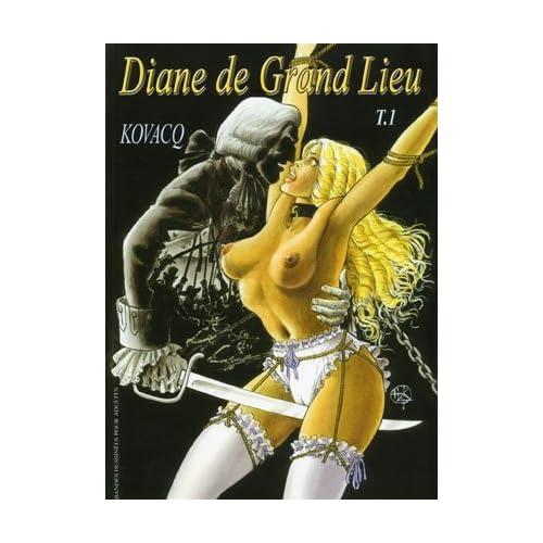 Diane de Grand Lieu, Tome 1 :