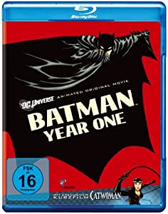 BD * Batman: Year One [Blu-ray] [Import anglais]
