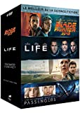 Meilleur de la science-fiction - Coffret : Blade Runner 2049 + Life : origine...