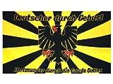 Dortmund Fahne Meisterfahne Flagge Dortmundfahne Hissfahne Zimmerfahne, wählen:FL-DO01 Gnade Gottes