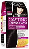 L'Oréal Paris Casting Crème Gloss Glanz-Reflex-Intensivtönung 200 in Schwarzbraun