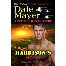 Harrison's Heart (Heroes for Hire Book 7) (English Edition)