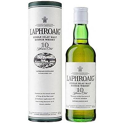 350ml Laphroaig 10 Year Old Single Malt Whisky