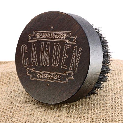 Camden Barbershop Company, Deluxe Bartpflege, Bartbuerste, Bartoel & Bartwachs Abbildung 3