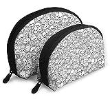 Kawaii Munchies Customized Portable Bags Clutch Pouch Storage Bag Cosmetic Bag Purse Travel Storage Bag Shell Shape One Big a