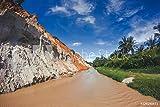 druck-shop24 Wunschmotiv: MUI Ne in Vietnam. Red Sand