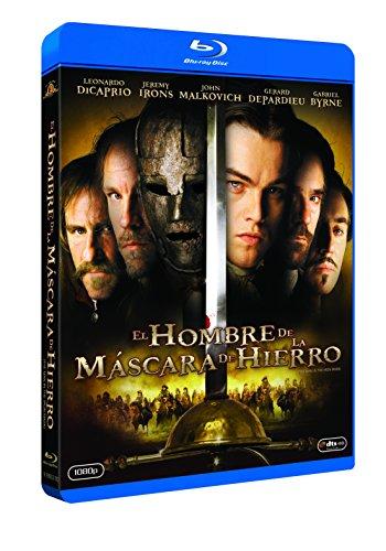 El Hombre De La Máscara De Hierro [Blu-ray] [Spanien Import]