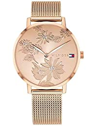 Tommy Hilfiger Analog Rose Gold Dial Women's Watch - TH1781922
