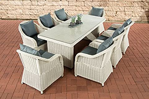 Assise Group Lavello XL Gris acier Perlwhite