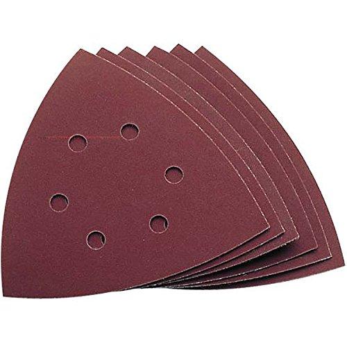 De HaWe feuilles abrasives autoagrippantes Lot de 3 d'angle 25 K60, 532.06