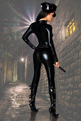 Angies Glamour Fashion - Robe - Femme Noir - Noir
