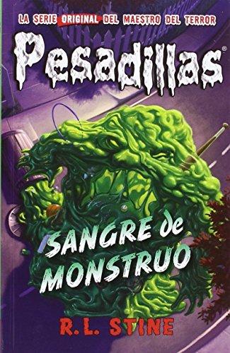 Sangre De Monstruo descarga pdf epub mobi fb2