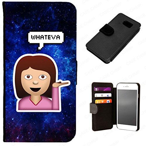 galaxy-s8-plus-whateva-emoji-flip-portafoglio-custodia-cover-girl-spazio-emoticon-carina-amore