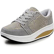 shoes Grigio Glossy Amazon Laura Biagiotti OZukXiP