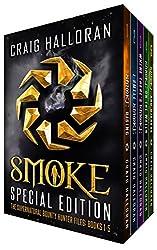 The Supernatural Bounty Hunter Files: Special Edition Fantasy Bundle, Books 1 thru 5