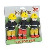 Le Toy Van BK902AMAZON Budkins Firefighters Playset