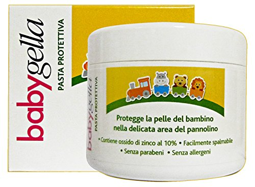 Babygella Pasta Protettiva, Bimbo - 150 ml