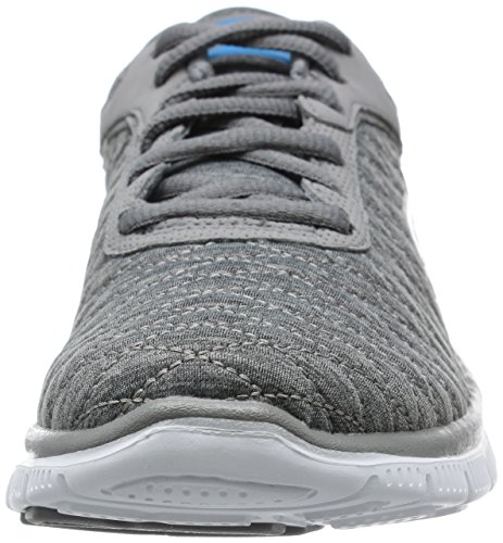 Skechers - Flex Appeal eye Catcher, Scarpe da ginnastica Donna Gray