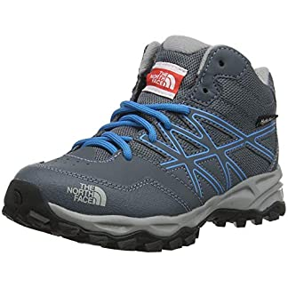 THE NORTH FACE Unisex Kids' Hedgehog Hiker Mid Waterproof High Rise Hiking Boots 8