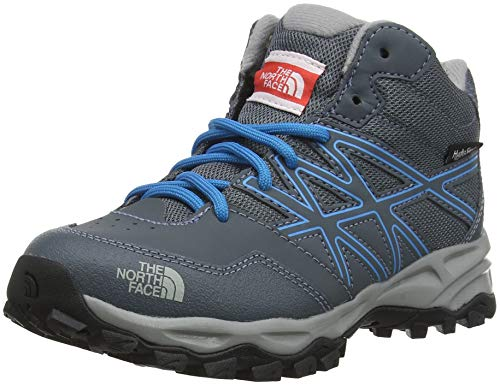 The North Face Hedgehog Hiker Mid Waterproof, Chaussures de Randonnée Hautes Mixte Enfant