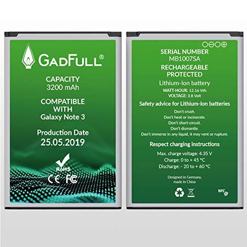 0b3eb273db0 SiQuieroFiesta | GadFull Batería de reemplazo para Samsung Galaxy .