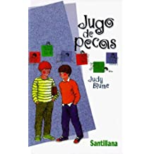 Jugo de Pecas / Freckle Juice (Spanish Edition) by Judy Blume (1984-04-02)