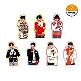 GOTH Perhk Kpop BTS Bangtan Boys Fotokarten-Poster Lomo Cards Selbstgemachtes Papier HD...