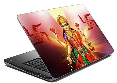lakshmi-notebook-laptop-skin-sticker-cover-decalcomania-di-arte-adatto-141-pollici-a-156-pollici