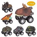 TWFRIC Juguete Dinosaurio Coche, Modelo de Dinosaurio Juguete de...