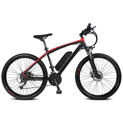 NBWE Elektro Mountainbike 48V Lithium Batterie Batterie mit Variabler Geschwindigkeit Auto für Männer und Frauen Erwachsene Roller 27 Geschwindigkeit Batterie 90 km 27 Geschwindigkeit