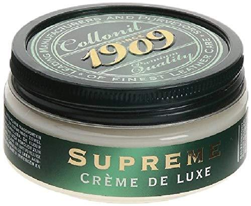 Collonil 1909 Supreme Creme de Luxe 79540011050, Unisex-Erwachsene Schuhcreme, Multicolore, 100 ml