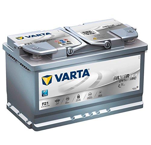 Preisvergleich Produktbild Varta 580901080B512 Startbatterie