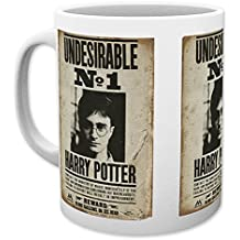"Taza Harry Potter ""Undesirable N° 1/ Indeseable N° 1"""