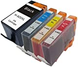 1 x Set of 4 High Quality Non Oem replacement Black & Colour for HP 920 XL Compatible Ink Cartridges Officejet 6000 6500 6500A 7000 7500A E609a E609n printers
