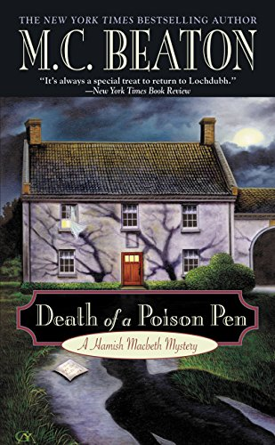 Death of a Poison Pen (A Hamish Macbeth Mystery Book 19) (English Edition)