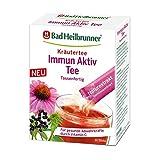 Bad Heilbrunner® Immun Aktiv Tee, 10 Sticks, 1er Pack