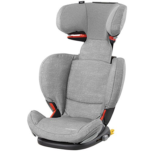 Bébé -Confort Rodifix Airprotect Seggiolino Auto 15-36 kg, Gruppo 2/3, 3.5-12 Anni, Nomad Grey