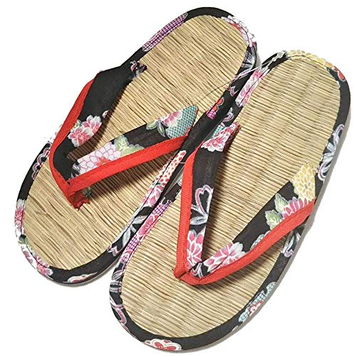 [Hecho Japón] Zori: Sandalias Setta Tatami niñas