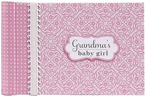 CR Gibson Grandma's Brag/Boast Book -- Baby Album / Gift