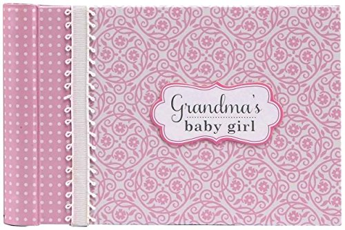 cr-gibson-grandmas-brag-boast-book-newborn-baby-gift-set-keepsake-memory-book-baby-journal-bella