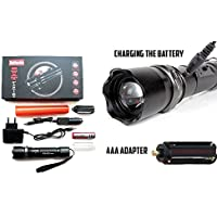 Police torcia LED CREE Flash Light SWAT