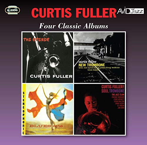 Four Classic Albums (The Opener / New Trombone / Blues-Ette / Soul Trombone)