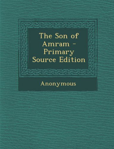 Son of Amram