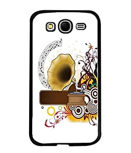 PrintVisa Designer Back Case Cover for Samsung Galaxy Grand Neo Plus I9060I :: Samsung Galaxy Grand Neo+ (Blue dot pattern Black Lips Crazy Hot Designer Case Simple cool Cell Cover Round Balls Smartphone Cover Good looking wonderful )