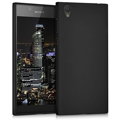 SmartLike Plain Flexible Silicon Back Cover for Sony Xperia Z5...