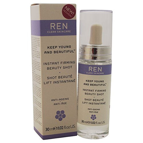 REN Keep Young and Beautiful Instant Firming Beauty Shot, 30 ml -