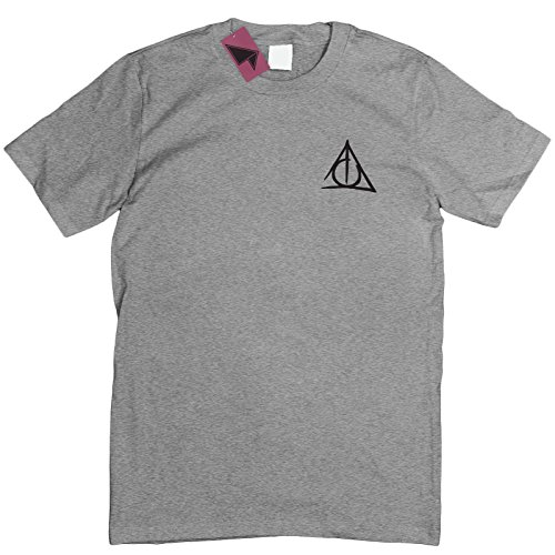 Prism Clothing Co. Herren T-Shirt Grau Meliert